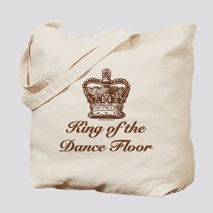 King of the Dance Floor Tote Bag