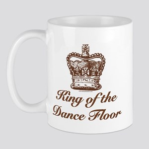 King of the Dance Floor Mug