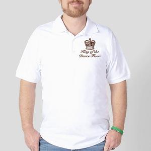 King of the Dance Floor Golf Shirt