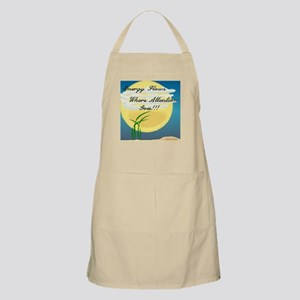Energy Flows... BBQ Apron