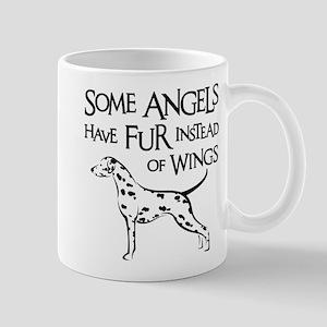 DALMATIAN ANGEL Mug