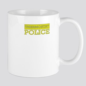Thermostat Police Mugs