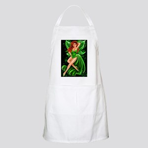 Green Fairy Crafting Apron