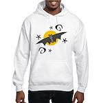Halloween Bats Hooded Sweatshirt