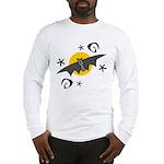 Halloween Bats Long Sleeve T-Shirt