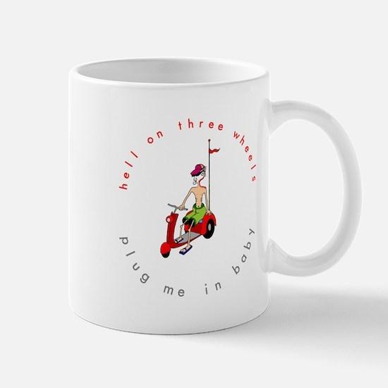 retiredguy center mug