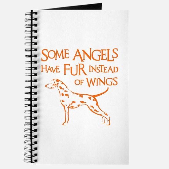 DALMATIAN ANGEL Journal