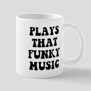 Plays Funky 11 oz Ceramic Mug