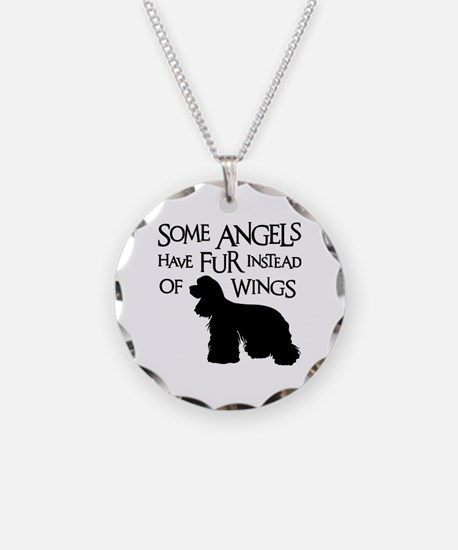 COCKER ANGEL Necklace