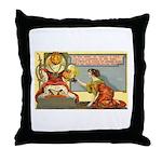 King Jack Throw Pillow