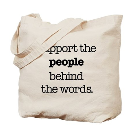 Support Journalist Tote Bag