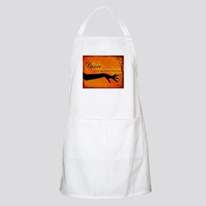Tribal Bellydance orange BBQ Apron