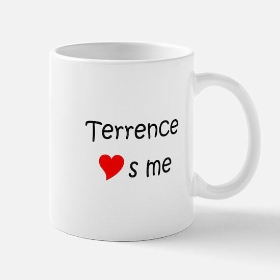 Cute Terrence Mug