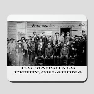 Oklahoma Territory Mousepad
