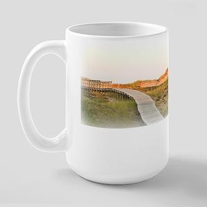 Plum Island - Large Mug