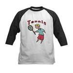 Kid's Tennis Kids Baseball Jersey