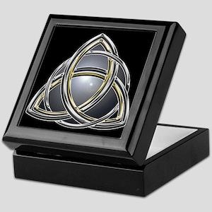 Trinity Knot 2 Keepsake Box
