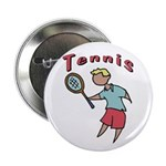 Kid's Tennis Button