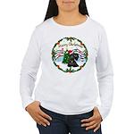 XmasMusic1MC/Scottie Women's Long Sleeve T-Shirt