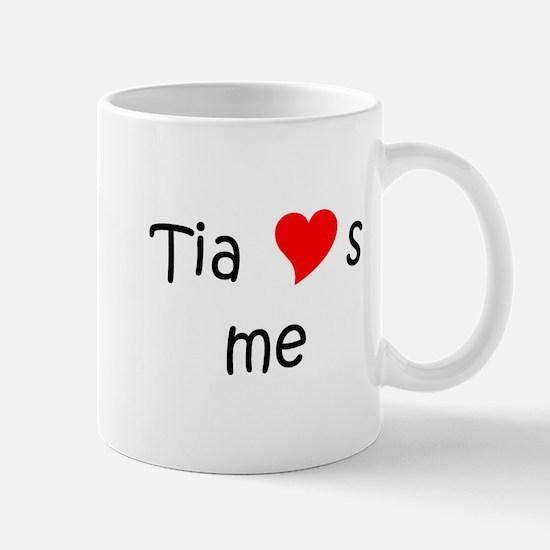 Cute Tia Mug