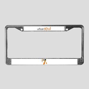 urbanLicense Plate Frame