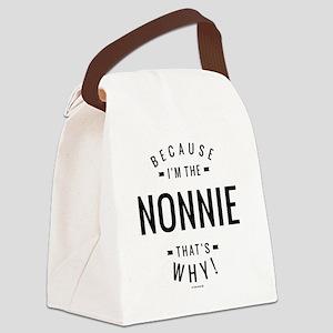 NONNIE Canvas Lunch Bag
