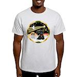 XmasDove/ Scottie Light T-Shirt