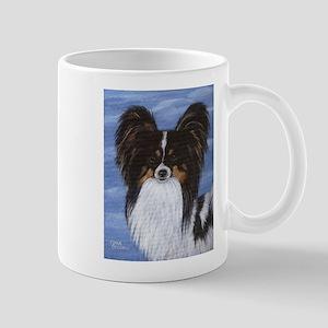 Blue Sky Papillon I Mug