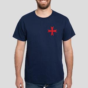 Sign of the Templar Dark T-Shirt