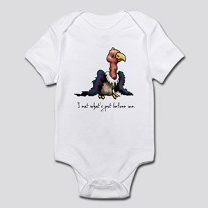 Vulture Eat 1 Infant Bodysuit