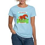 Quarter Horse Action Women's Light T-Shirt