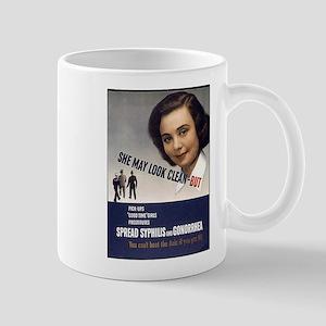 Syphilis & Gonorrea Mug