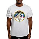 XmasSunrise/Shih Tzu Light T-Shirt