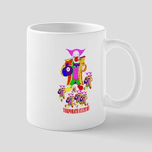 corporate culture center mug