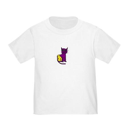 Tiny Cat Pants Toddler T-Shirt