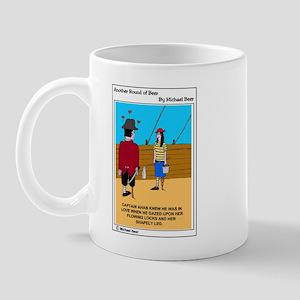 lovely leg Mug