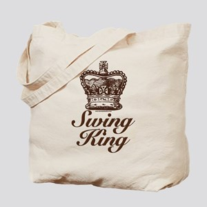 Swing King Swing Dancing Tote Bag