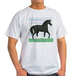Black Morgan Light T-Shirt