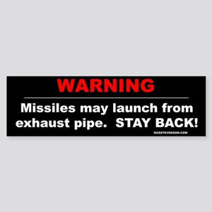 Missiles May Launch from Exhaust Pipe