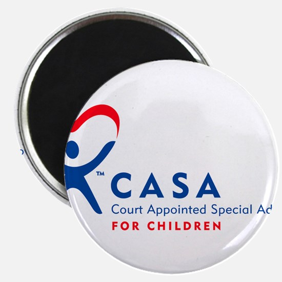 "2nd JD CASA 2.25"" Magnet (10 pack)"