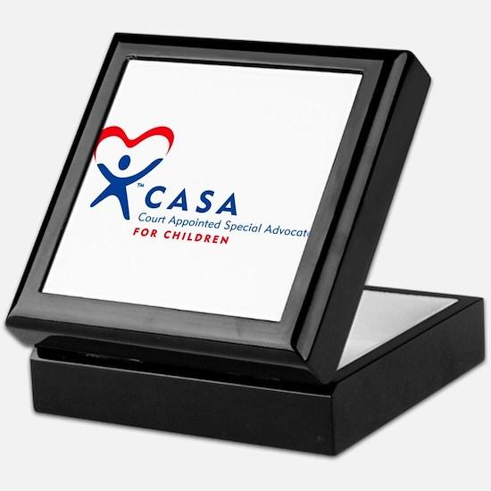 2nd JD CASA Keepsake Box