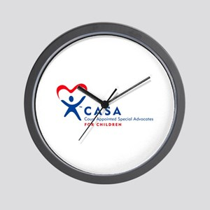 2nd JD CASA Wall Clock