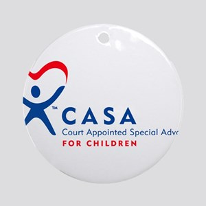 2nd JD CASA Ornament (Round)