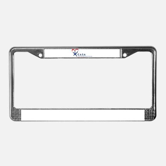 2nd JD CASA License Plate Frame