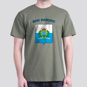 Stylish San Marino Dark T-Shirt