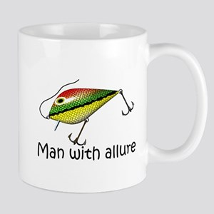 Man With Allure Mug