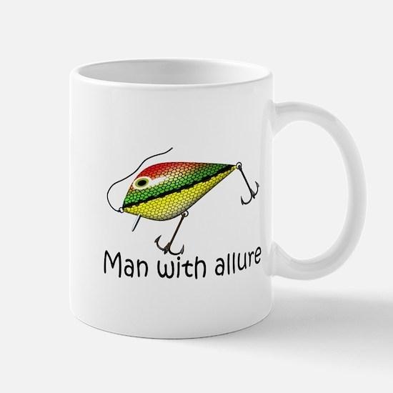 Man With Allure Mug