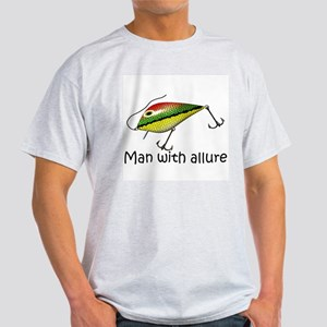 Man With Allure Light T-Shirt