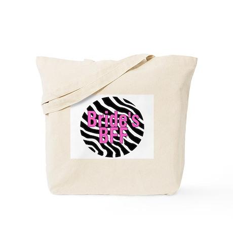 Bride's BFF Tote Bag