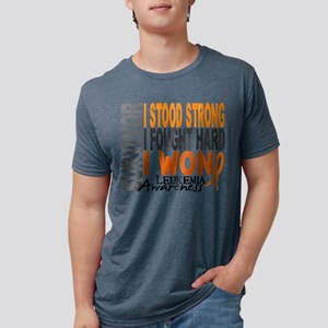 Survivor 4 Leukemia Shirts and Gifts T-Shirt